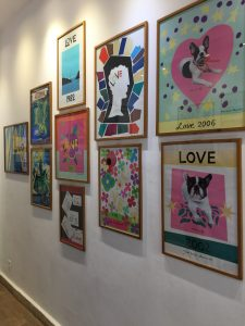 YSL Art Gallery at Le Jardin Majorelle Marrakech