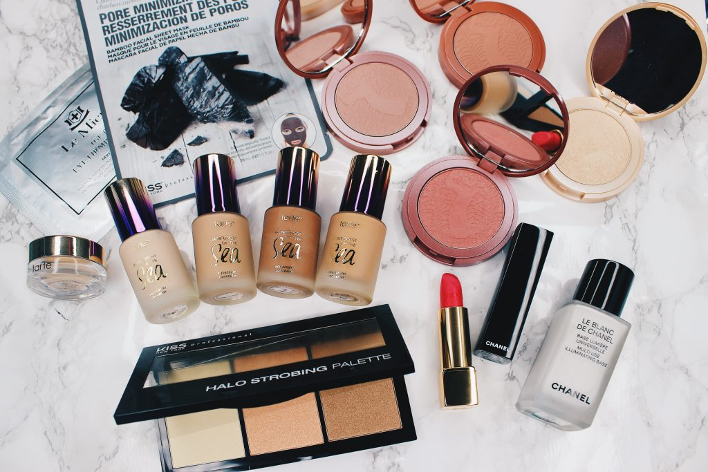 giveaway pr products tarte chanel kissnypro
